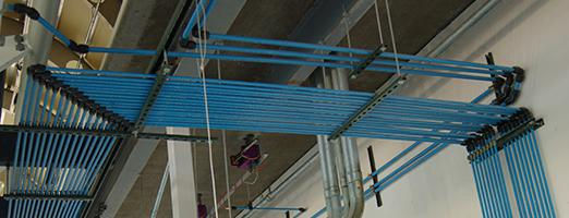 advantages & disadvantages of different piping material
